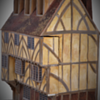 45 Goodramgate House (York, England) Tudor Dollhouse Peter Mattinson