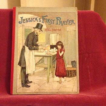 JESSICA'S FIRST PRAYER by HESBA STRETTON
