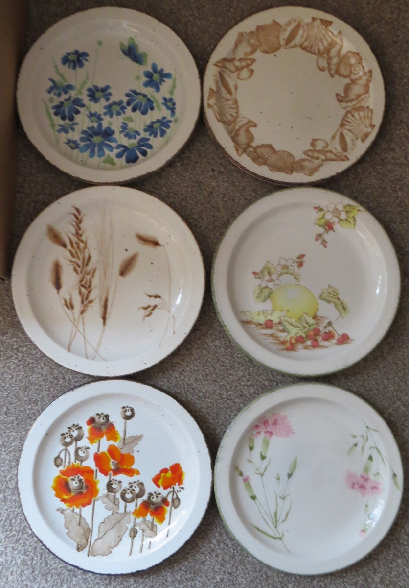 9 & Midwinter Stonehenge Autumn Dinnerware | Collectors Weekly