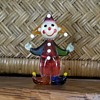 Can anyone ID the maker of this glass clown / jester?