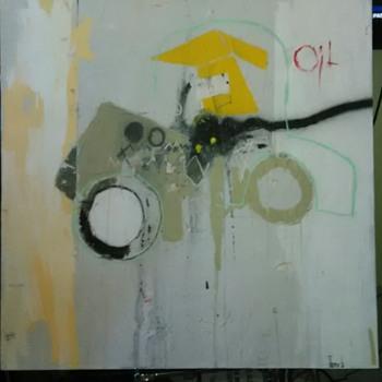 "Artist Tony b. Conscious ""Anthony Brown"" California Venice Beach World Hunger Problem - Fine Art"