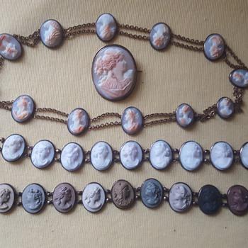 Vintage Cameos - Fine Jewelry