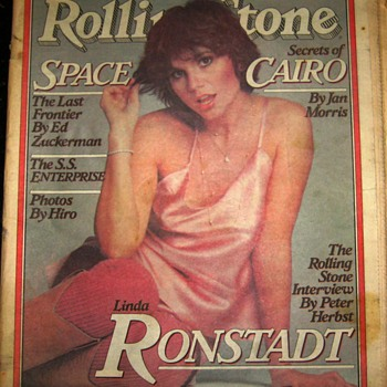 October 19, 1978 Rolling Stone Magazine (for Brunswick) - Paper