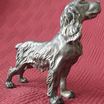 Vintage English Springer Spaniel - Animals