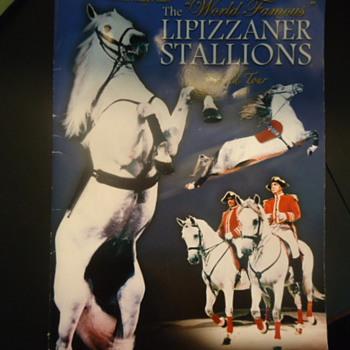 THE LIPIZZANER STALLIONS