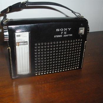 Sony Radio Amp. circa 1965 - Radios