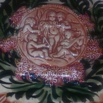 Continental Majolica c1850 ? - Pottery