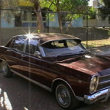Ford fairlane project - Classic Cars
