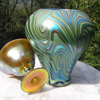 Durand Art Glass - Art Glass