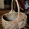 Old Swinging Basket