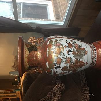 Oriental/Asian Vases - Asian
