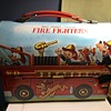 Antique Disney Fire fighters lunch box