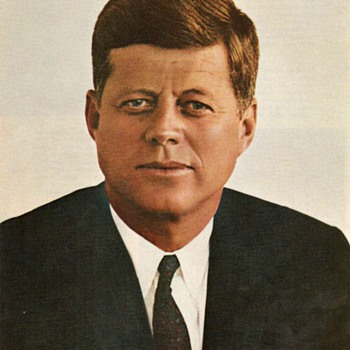 John F. Kennedy Tribute Photographs - Paper