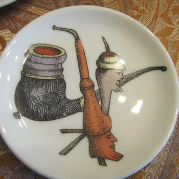 Fake Fornasetti??? - China and Dinnerware