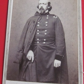 General Charles Stone of Massachusetts. US army. - Military and Wartime