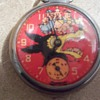 Vintage Three Little Pigs and Big Bad Wolf Pocketwatch
