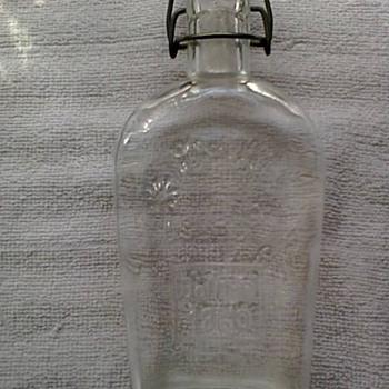 1860 Liqueur Bottle