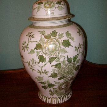 Mid 1900's Japanese Vase - Asian