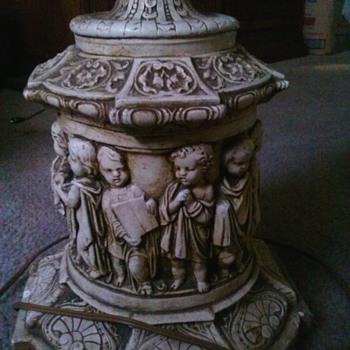 Interesting lamp - Lamps