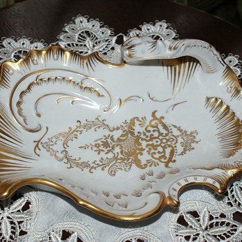 RPM Porcelain: This one has been gathering dust for a while - China and Dinnerware