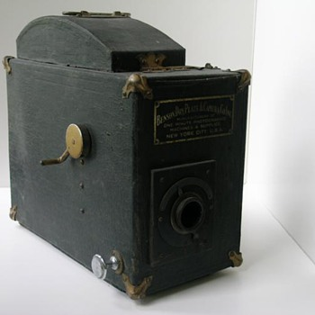 Benson Dry Plate camera - Factory specs or Frankenstein? - Cameras
