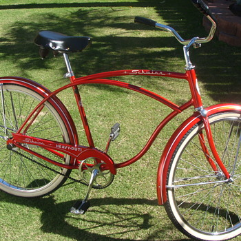 My Rare 1964 Schwinn King Size Heavy Duti Survivor! - Sporting Goods