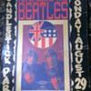 Original Beatles Candlestick Park Concert Poster