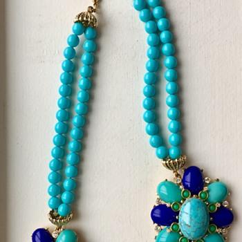 Very Nice Gerard Yosca Necklace  - Costume Jewelry