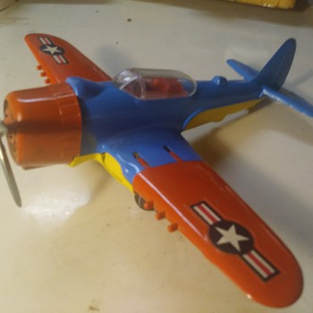 Hubley American Eagle Airplane - Toys