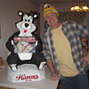 Say hello to my little friend-the Hamm's bear