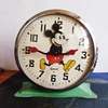 "First Mickey Mouse Alarm Clock... 1934 Ingersoll ""Animated"" Nodder"