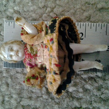 My great grandmother's doll