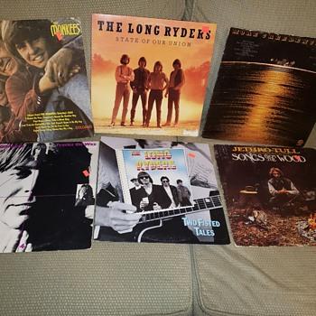Records make the world go round! - Records
