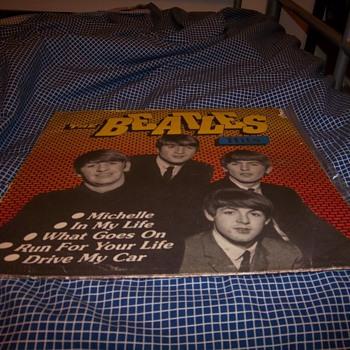 Beatles mystery