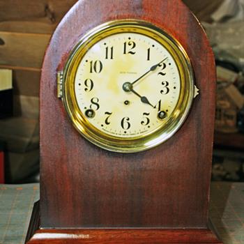 Seth Thomas Essex Beehive Shelf/Mantel Clock - Clocks
