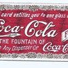 1906 Coca-Cola Coupon