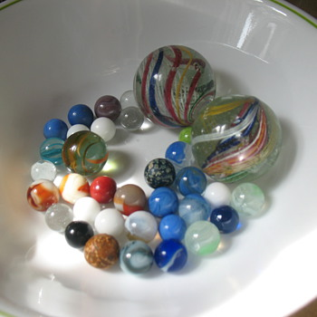 Marbles - Art Glass