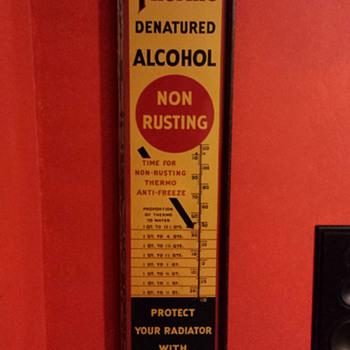 Thermo Denatured Alcohol