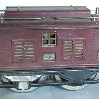 Christmas past - Model Trains