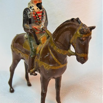 Britain Mounted Figurine - Toys