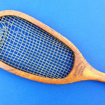 My Favorite Antique Tennis Collectibles