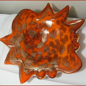 Fratelli Toso - Murano Art Glass Bowl - Art Glass