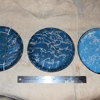 Graniteware 8 Inch Pie Plate  - Kitchen