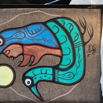 Roy Thomas  Aboriginal Art Fake or Real - Fine Art