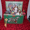 Enesco 1986 Toy Box Music Box