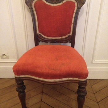 English chair  - Furniture
