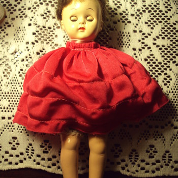 Old Baby Doll  ??? - Dolls