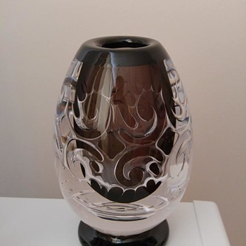 Ariel vase by Micke Johansson - Art Glass