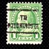 Weird Stamp Pre Cancel.  Anyone Recognize?