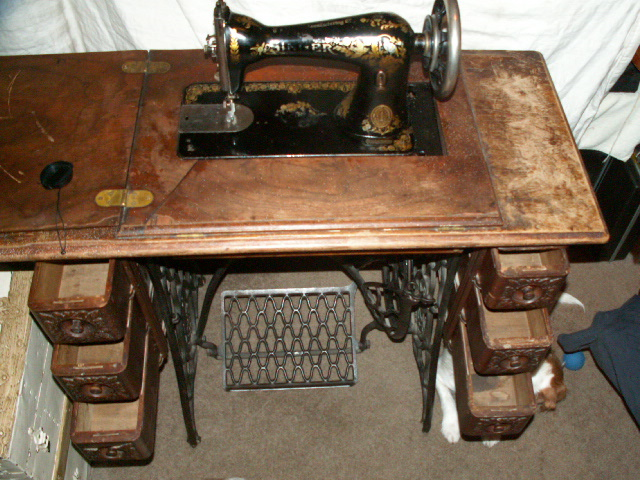 40 Dated Singer Sewing Machine Collectors Weekly Mesmerizing How Much Is My Singer Sewing Machine Worth